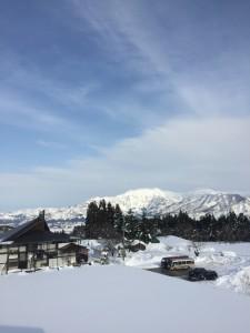 名峰  八海山