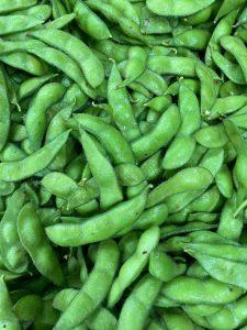 枝豆は鮮度が命